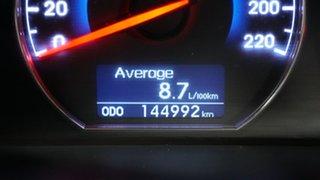 2011 Hyundai Santa Fe CM MY12 Highlander Silver 6 Speed Sports Automatic Wagon