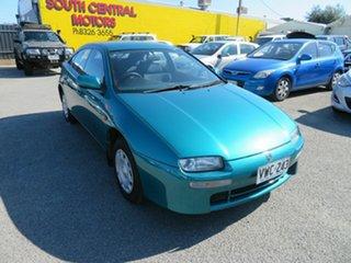 1996 Mazda 323 Astina Green 4 Speed Automatic Hardtop.