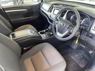 2019 Toyota Kluger GSU55R GX AWD White/060819 8 Speed Sports Automatic Wagon