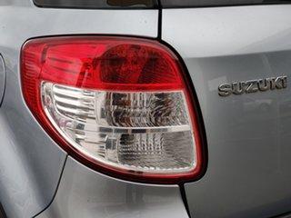 2010 Suzuki SX4 GYB MY10 Blue 6 Speed Manual Hatchback