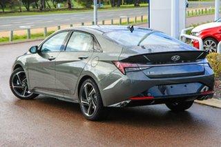 2021 Hyundai i30 CN7.V1 MY21 N Line D-CT Premium Iron Grey 7 Speed Sports Automatic Dual Clutch