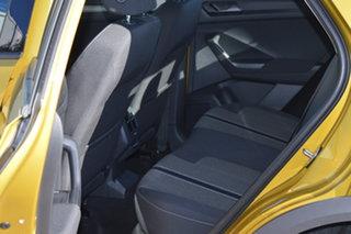 2021 Volkswagen T-ROC A1 MY21 110TSI Style Tumeric Yellow 8 Speed Sports Automatic Wagon
