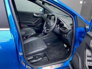2020 Ford Puma JK 2020.75MY ST-Line V Blue 7 Speed Sports Automatic Dual Clutch Wagon