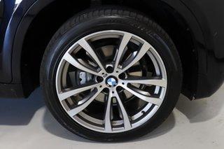 2017 BMW X6 F16 xDrive30d Coupe Steptronic Black 8 Speed Sports Automatic Wagon