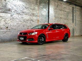 2014 Holden Commodore VF MY14 SS V Sportwagon Redline Red 6 Speed Sports Automatic Wagon