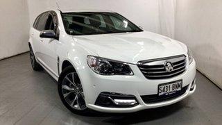 2015 Holden Calais VF MY15 White 6 Speed Sports Automatic Sedan.