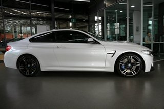 2016 BMW M4 F82 M-DCT White 7 Speed Sports Automatic Dual Clutch Coupe