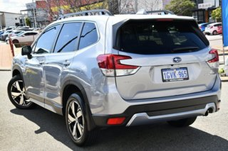 2019 Subaru Forester S5 MY20 2.5i-S CVT AWD Ice Silver Metallic 7 Speed Constant Variable Wagon.