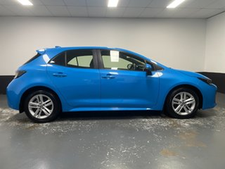 2018 Toyota Corolla Mzea12R Ascent Sport Blue 10 Speed Constant Variable Hatchback