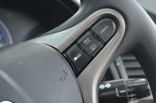2011 Honda City GM MY11 VTi Black 5 Speed Automatic Sedan