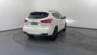 2020 Nissan Qashqai J11 Series 3 MY20 Midnight Edition X-tronic White 1 Speed Constant Variable