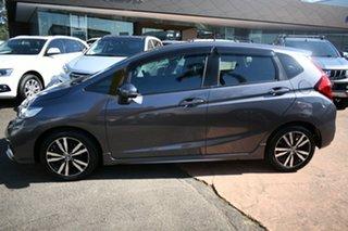 2017 Honda Jazz GK MY17 VTi-S Silver Continuous Variable Hatchback