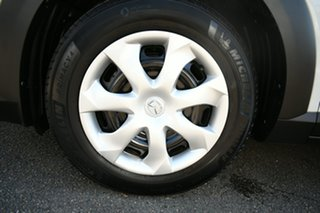 2017 Mazda CX-3 DK Neo (FWD) White 6 Speed Manual Wagon.