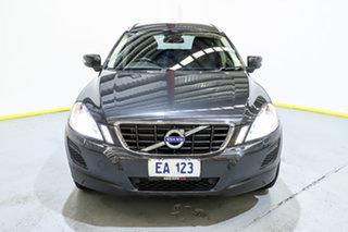 2013 Volvo XC60 DZ MY14 D4 Geartronic Kinetic Grey 6 Speed Sports Automatic Wagon.