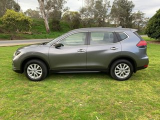 2017 Nissan X-Trail T32 ST X-tronic 2WD Silver 7 Speed Constant Variable Wagon