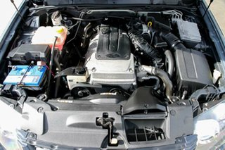 2012 Ford Falcon FG MkII XR6 Grey 6 Speed Sports Automatic Sedan