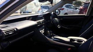 2018 Lexus IS ASE30R IS300 Luxury Billet Silver 8 Speed Sports Automatic Sedan