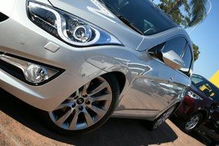 2013 Hyundai i40 VF 2 Premium Silver 6 Speed Automatic Sedan.