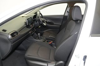 2018 Hyundai i30 PD MY18 Active Polar White 6 Speed Sports Automatic Hatchback
