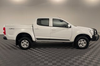 2015 Holden Colorado RG MY16 LS Crew Cab White 6 speed Automatic Utility