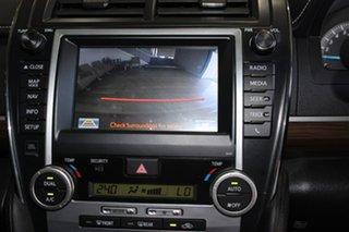 2011 Toyota Camry ASV50R Atara SL Red 6 Speed Sports Automatic Sedan