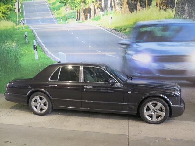 Used Bentley Arnage T Osborne Park, 2005 Bentley Arnage T Black 4 Speed Automatic Sedan