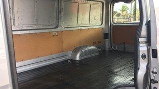 2015 Toyota HiAce KDH201R LWB Silver 5 Speed Manual Van