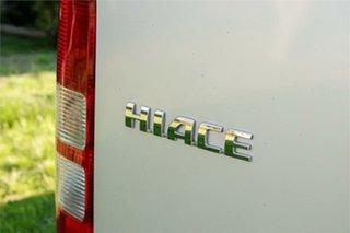 2008 Toyota HiAce KDH211K Super GL Silver 4 Speed Automatic Van