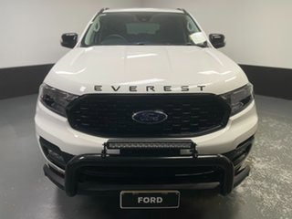 2020 Ford Everest UA II 2020.25MY Sport Arctic White 10 Speed Sports Automatic SUV.