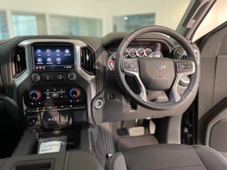 2021 Chevrolet Silverado T1 MY21 1500 LT Trail Boss Pickup Crew Cab Gba 10 Speed Automatic Utility