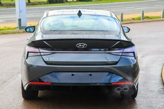 2021 Hyundai i30 CN7.V1 MY21 N Line D-CT Premium Iron Grey 7 Speed Sports Automatic Dual Clutch.