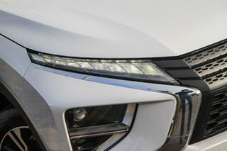 2020 Mitsubishi Eclipse Cross YB MY21 Aspire 2WD White 8 Speed Constant Variable Wagon