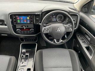 2018 Mitsubishi Outlander ZL MY19 ES AWD Grey 6 Speed Constant Variable Wagon.