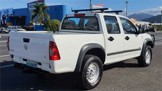 2007 Holden Rodeo RA MY07 LX White 5 Speed Manual Utility
