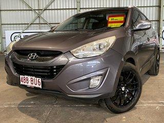 2011 Hyundai ix35 LM MY11 Highlander AWD Grey 6 Speed Sports Automatic Wagon.