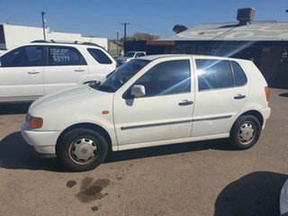 1998 Volkswagen Polo A03 4 Speed Automatic Hatchback