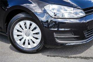 2015 Volkswagen Golf VII MY16 92TSI DSG Black 7 Speed Sports Automatic Dual Clutch Hatchback.