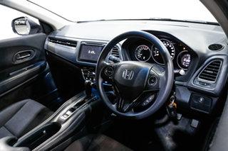 2015 Honda HR-V MY15 VTi Silver 1 Speed Constant Variable Hatchback
