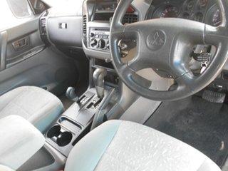 2000 Mitsubishi Pajero NM GLX Plus Silver 5 Speed Sports Automatic Wagon