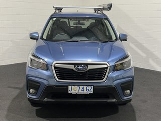 2020 Subaru Forester S5 MY20 2.5i-L CVT AWD Blue 7 Speed Constant Variable Wagon