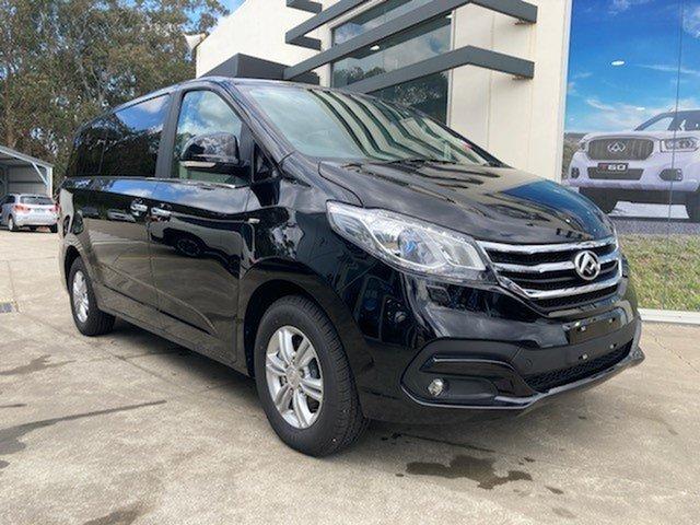 New LDV G10 SV7A MY21 Petrol (9 Seat Mpv) Glendale, 2021 LDV G10 SV7A MY21 Petrol (9 Seat Mpv) N 6 Speed Automatic Wagon
