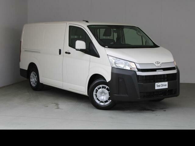 Used Toyota HiAce Gungahlin, 2019 Toyota HiAce French Vanilla Automatic Van
