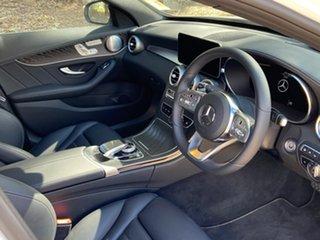 2021 Mercedes-Benz C-Class W205 801MY C300 9G-Tronic White 9 Speed Sports Automatic Sedan
