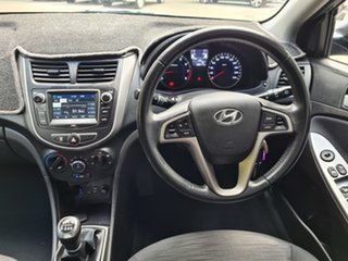 2017 Hyundai Accent RB4 MY17 SR Grey 6 Speed Manual Hatchback