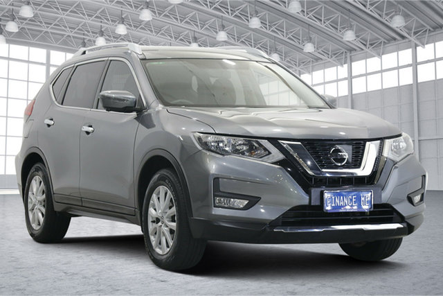 Used Nissan X-Trail T32 Series II ST-L X-tronic 2WD Victoria Park, 2018 Nissan X-Trail T32 Series II ST-L X-tronic 2WD Grey 7 Speed Constant Variable Wagon