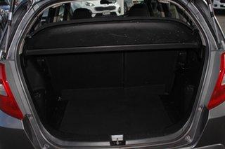 2012 Honda Jazz GE MY12 GLi Polished Metal 5 Speed Automatic Hatchback