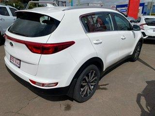 2017 Kia Sportage QL MY17 SI Premium (FWD) White 6 Speed Automatic Wagon.