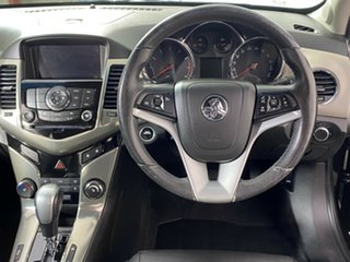 2015 Holden Cruze JH Series II MY15 CDX Black 6 Speed Sports Automatic Sedan