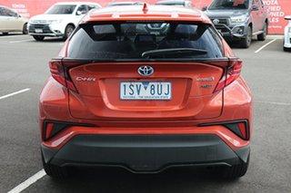 2020 Toyota C-HR ZYX10R Koba E-CVT 2WD Inferno 7 Speed Constant Variable Wagon Hybrid.