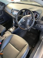 2017 Mitsubishi Lancer CF MY17 LS Grey 6 Speed Constant Variable Sedan.